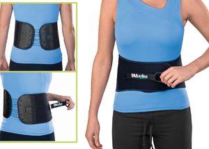 Mueller Green® regulējama muguras un vēdera josta