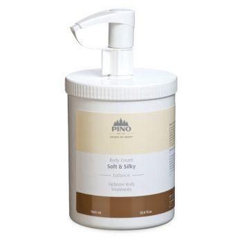 PINO Body Cream Soft ķermeņa krēms 1000 ml