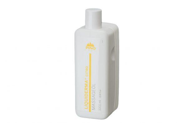 PINO LIQUIDERMA citronu masāžas eļļa, 1000 ml.