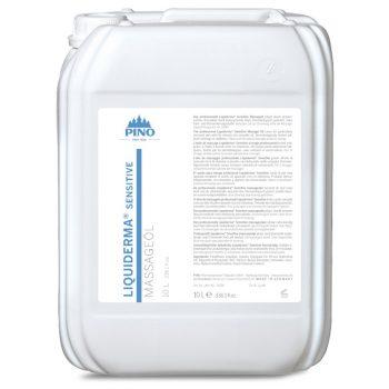 PINO LIQUIDERMA Sensitive masāžas eļļa, 10 L