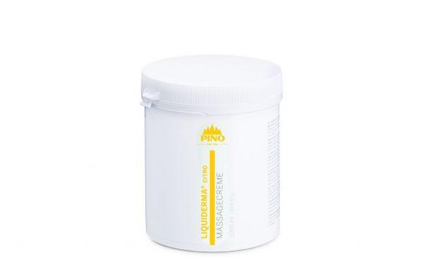 PINO Liquiderma citrnona masāžas krēms 1000 ml