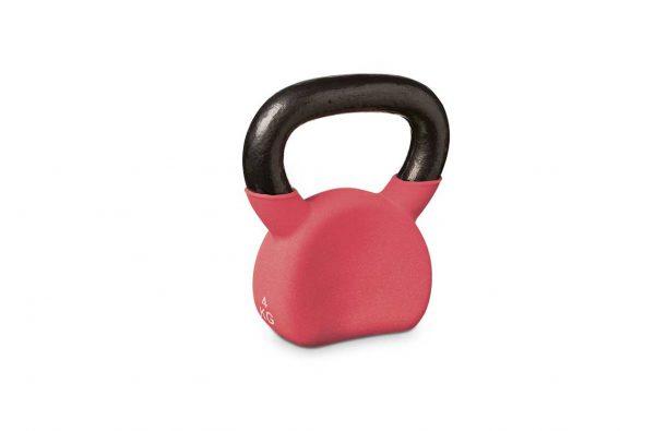 PINOFIT svaru bumba 4.0 kg, sarkana