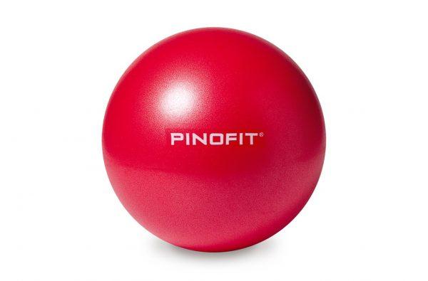 PINOFIT Pilates bumba 22 cm , sarkana