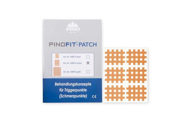 PINOFIT akupunktūras teips 2,8 cm x 3,6 cm