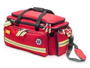 ELITE Bags profesionāla medicīnas soma, sarkana