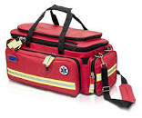 Elite Bags medicīnas glābēju soma, sarkana
