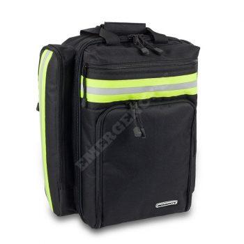 ELITE glābēju medicīnas muguras soma, vidējas ietilpības, melna