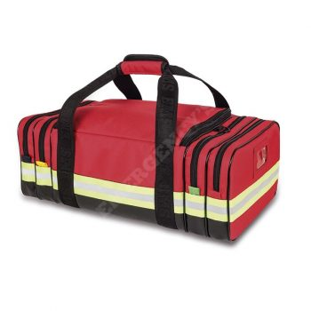 ELITE Basic Life Support glābēju medicīnas soma, sarkana