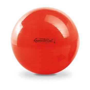 Pezzi_Ball vingrošanas bumba 75 cm, sarkana