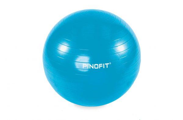 Vingrošanas bumba (65 cm) zila