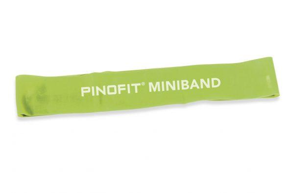 PINOFIT apļveida gumija 33 cm, laima zaļa