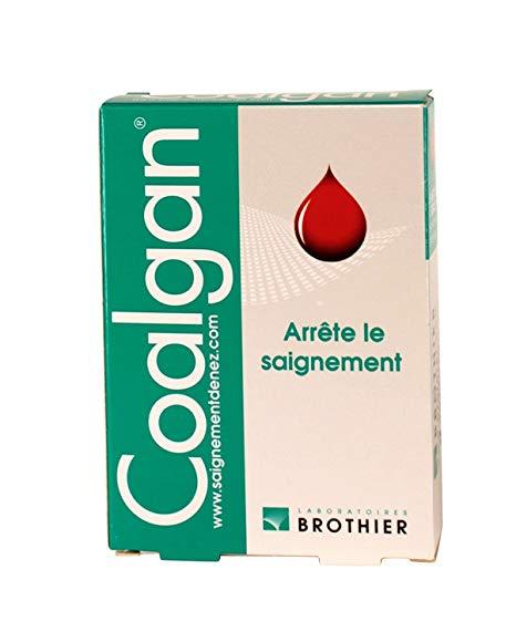 Coalgan asins apturēšanas plāksteris 4 cm