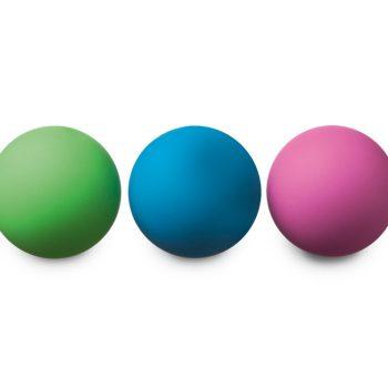 PINOFIT trigera punktu masāžas bumbu komplekts 3 x 6 cm