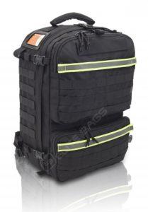 ELITE glābēju medicīnas muguras soma, melna