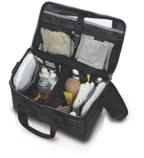 ELITE sporta medicīnas soma, melna